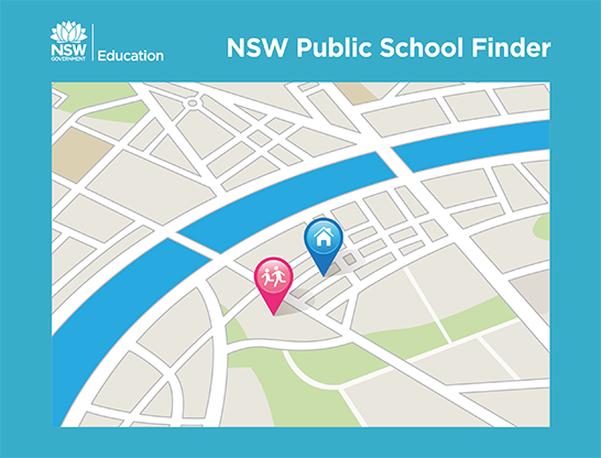 School Finder launch image
